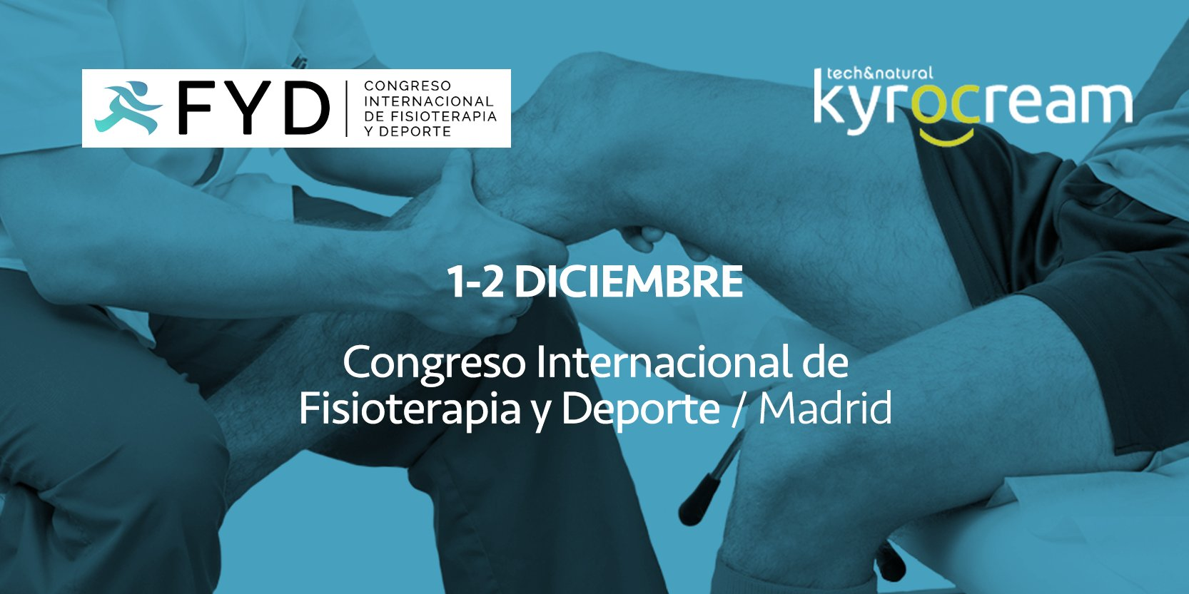 Outback at the International Physiotherapy Congress held in the Hospital Clínico de Madrid