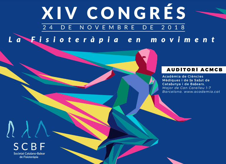 Outback at the XIV Congress of the Catalan-Balearic Society of Physiotherapy