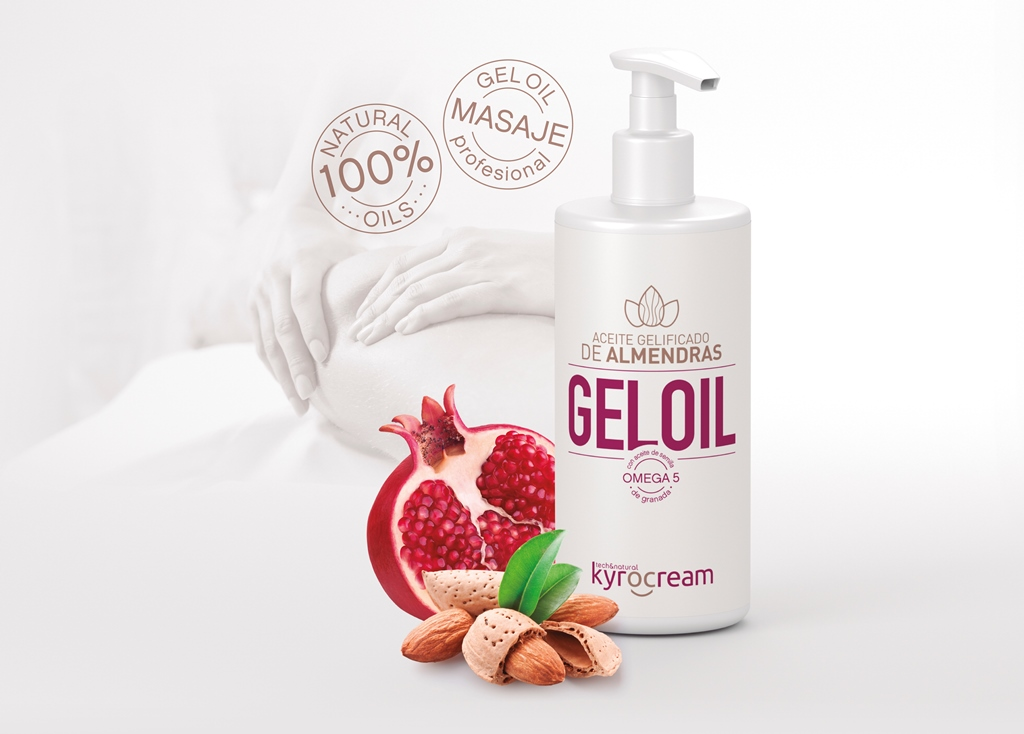 Kyrocream GelOil